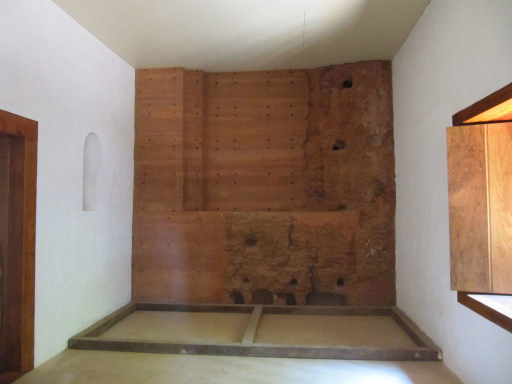 Fig.29. Ambiente da capela (fonte: acervo DPH/STPRC, 2011).