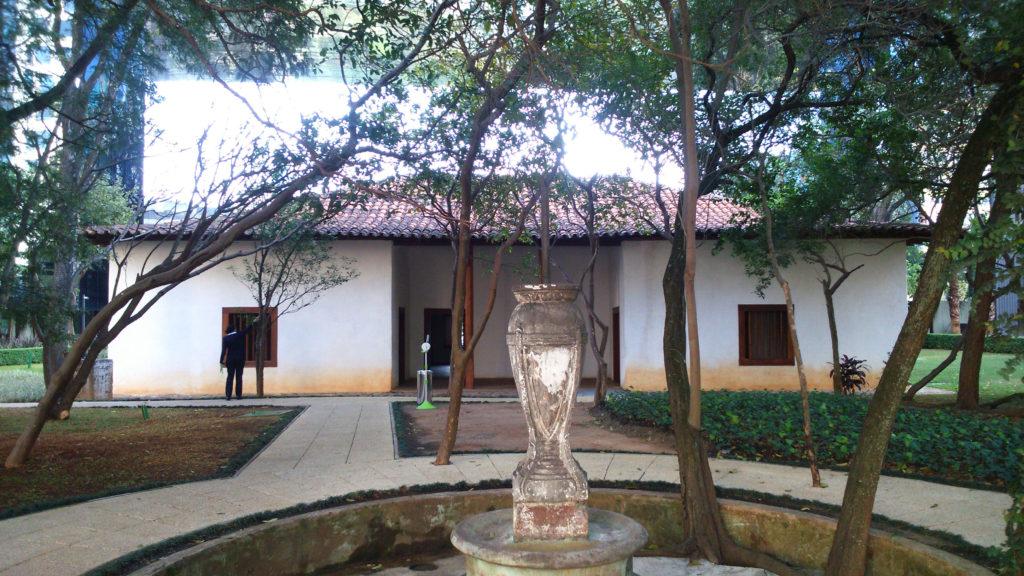 Fig.30. Casa do Sítio do Itaim Bibi restaurada (fonte: foto de Lia Mayumi, 2016).