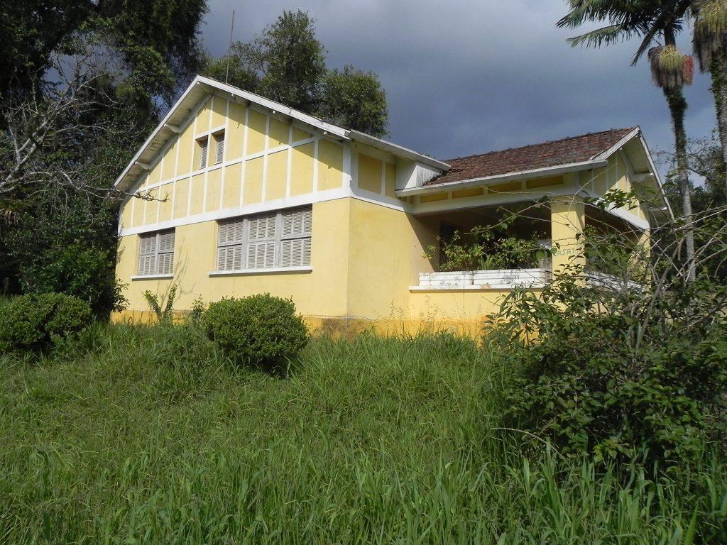 Fig.11 Vila Residencial (médica). (Fonte: Foto Iná Rosa, dez. 2011).