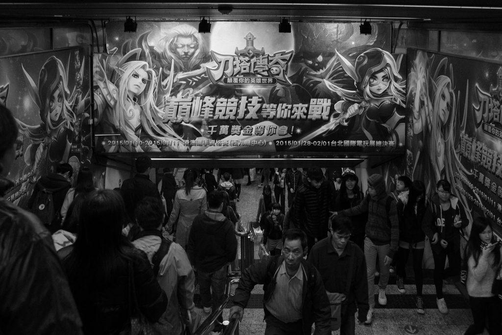 Fig. 1. Alexandre Wittboldt. Hong Kong, 2014.